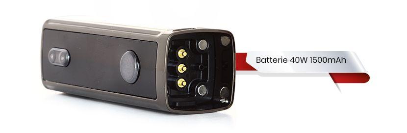Batterie 1500 mAh pour le pod Vinci