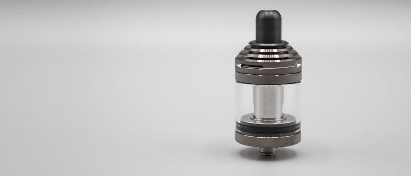 Un airflow ajustable 100% polyvalent