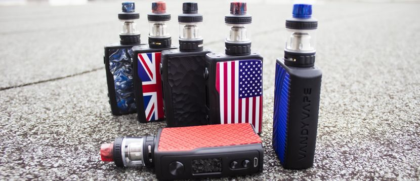 Kit Swell – Vandy Vape